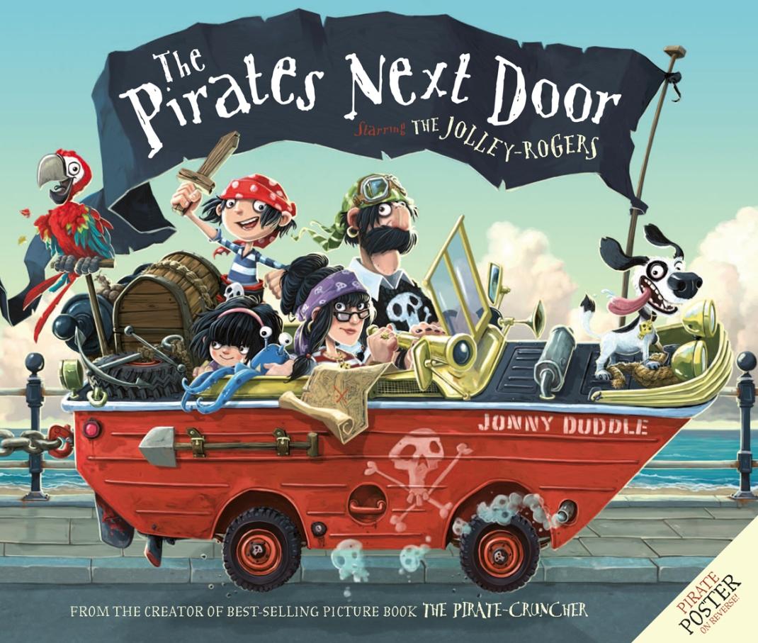 Pirate Nxt Door Cov